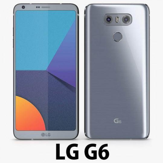 LG G6 32GB GRIS