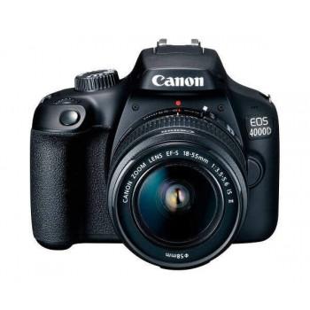Canon EOS 4000D + SD 16GB